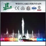 Hunderte hohes Längen-großes Music des Spray-170m des sich hin- und herbewegenden See-Brunnens