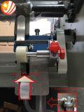 Máquina acanalada automática de alta velocidad de Gluer de la carpeta del rectángulo