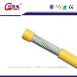 9AWG (7mm)アルミニウムケーブルPVC絶縁体の残されたワイヤーケーブル