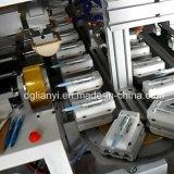 Stampatrice del rilievo del trasportatore della tazza dell'inchiostro di colore del servo quattro con il rilievo indipendente