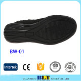 2017 удобных сплетенных ботинок способа ботинок женщин ткани сплетенных Patform для женщин