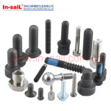 Vis Drilling d'individu de tête Hex de DIN7504-K avec EPDM