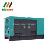 판매를 위한 Fujian 발전기 공급자 침묵하는 유형 40kw Cummins Genset