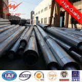 riga di trasporto di energia 132kv acciaio Palo