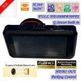 """Cámara del coche de HD1080p de la venta caliente 3.0 """" con Ntk96220; G-Sensor; WDR; Función DVR-2401 de la visión nocturna"""