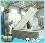 Bloc concret comprimé de la colle légère ENV de fibre