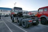Camion del trattore di Beiben Ng80 6*4 della testa del trattore della Cina da vendere 380HP