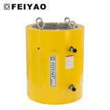 Types de cylindre élevé temporaire de tonnage de double de cric hydraulique