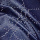 2018 горячая продажа интерьера шторки тканью с использованием синих и зеленых печать