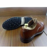 Прочные мягкие кожаный ботинки Оксфорд людей