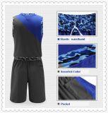 Sublimé Basketball Maillot avec tissu à mailles