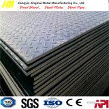 Chequered Stahlplatte der Frau-des Kohlenstoffstahl-A36 A529 3mm