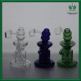 5 van de Groene Gordo van de Installatie van de SCHAR Wetenschappelijke van het Glas Klein duim pijp van de Recycleermachine