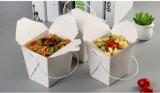un conjunto portable del Takeaway del rectángulo de almuerzo del zurriago disponible
