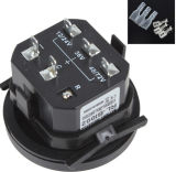 12V/24V/36V/48V/72V LED Digital Batterie-Status-Gebührenanzeige mit Stunden-Messinstrument-Anzeigeinstrument-Schwarzem