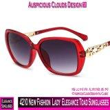 Nuova signora Elegance Toad Sunglasses di modo 4210