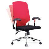 Voller Ineinander greifen-Rückseiten-Gewebe-Sitzcomputer-Stuhl mit metallhaltigem