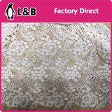 Ткань нового молока вышивки конструкции популярного Silk
