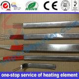 Elemento calefactor calefactor Tubular plana