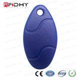 ベストセラーTk4100はABS RFIDスマートなKeychainを防水する