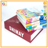 高いQaulityのボードの児童図書の印刷(OEM-GL002)