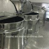 matériel de mélange de malaxeur de savon liquide de lotion de shampooing de mélangeur de homogénisateur du vide 3t