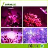 Lohas Dimmable LEDは電球90-130V 180-240V E27 12W PAR30を育てるHydroponicsの工場養樹園のためのランプを育てる