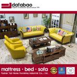 居間の家具の現代デザイン革ソファー(AS846)