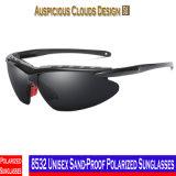 8532 Areia-Prova unisex óculos de sol polarizados