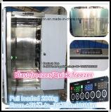 Máquina de congelación rápida de la nueva tecnología IQF