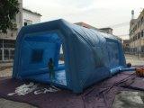 Carcoon絵画ブースとして膨脹可能な車のテント
