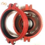 Fabricante de hierro dúctil Conexión rápida acoplamiento rígido