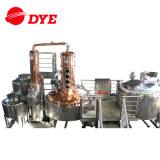 Tino di combinazione e POT di distillazione sulla fabbrica di birra della birra del sistema di pattino e sulla strumentazione automatiche di distillazione