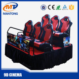 6 matériel populaire de cinéma du cinéma 7D des films 5D des portées 9d 12D