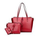 Frauentote-Schulter-Beutel-Kartenhalter der Form-Dame-Handbag 3PCS gesetzter (WDL0849)