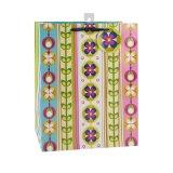 Красочными цветочными орнаментами подарков моды бумажных мешков для пыли
