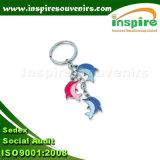 공상 개구리는 매혹한다 선전용 선물 (SK813)를 위한 아연 합금 Keychain를