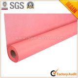 Het niet-geweven het Verpakken van de Gift van de Bloem Roze van het Document Nr 32