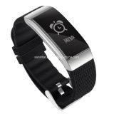 IP68 de la pression artérielle ECG Test de fréquence cardiaque Bracelet Bracelet Activity Fitness Tracker Smart