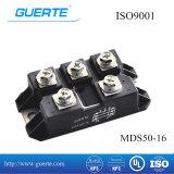 DM triphasées de module de diode 50A 1600V avec ISO9001