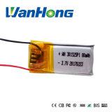 batterie intelligente de 301525pl 80mAh pour Bluetooth /MP3/4