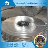 Bande laminée à froid d'acier inoxydable (201/202/304 2B)