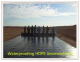 2mmのHDPEのGeomembrane ASTMの標準養魚場の池はさみ金