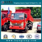 판매를 위한 16 톤 Cdw 덤프 트럭