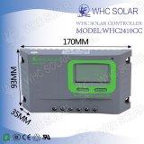 12/24В автоматический 10A солнечного контроллера заряда подключить с помощью панели солнечных батарей
