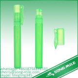 8ml de perfume condensando caneta de plástico com tampa de plástico e do Pulverizador