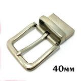 La boucle de courroie réversible en alliage de zinc de Pin de boucle en métal de qualité pour la robe ceinture les sacs à main de chaussures de vêtement (XWS11111--ZD208)