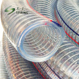 Anti-Chemical PVC flexible Thunder du fil en acier renforcé