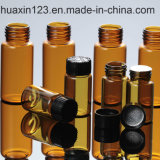 Fles van de Injectie van het Glas van het Calcium van het natrium de Tubulaire (1ml-30ml)