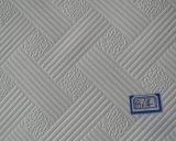 595*595*7.5mm preiswerte Belüftung-Gips-Decken-Fliese